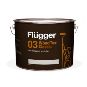 Пропитка для дерева Flugger 03 Wood Tex Classic Semi transparent (96 Classic)