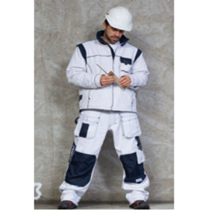 Малярные брюки Flugger с отстегивающимися тефлон