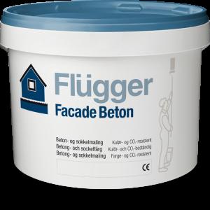 Краска Flügger Facade Beton