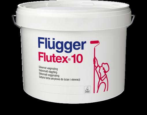 Краска Flugger Flutex 10