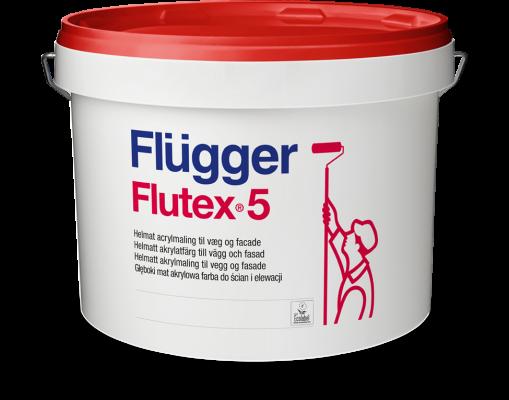 Краска Flugger flutex 5
