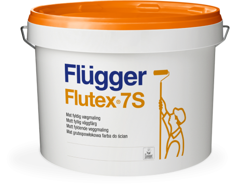 Краска Flügger Flutex 7S