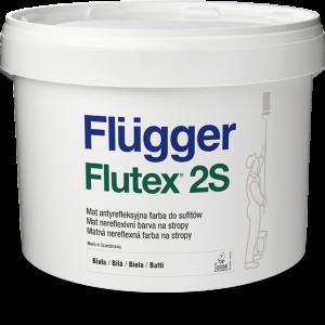Краска Flugger Flutex 2S matt white