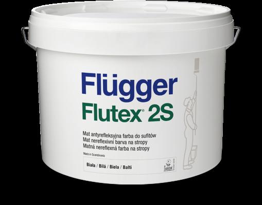 Краска Flugger Flutex 2S black