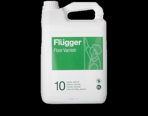 Flugger Floor Varnish Gulvlak 10 матовый паркетный лак