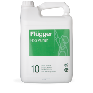 Flugger Floor Varnish Gulvlak 45 Полуглянцевый паркетный лак