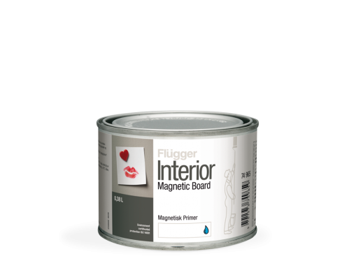 Краска Flügger Interior Magnetic Board