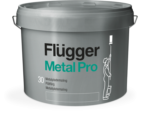 Flügger Metal Pro Sheet Paint