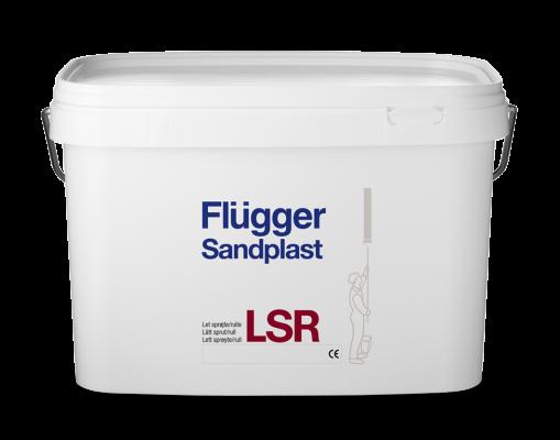 Шпатлевка для внутренних работ Sandplast LSR