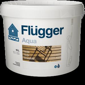 Flugger Wood Oil Aqua