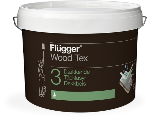 Flügger Wood Tex Tacklasyr (04 Wood Tex Opaque)