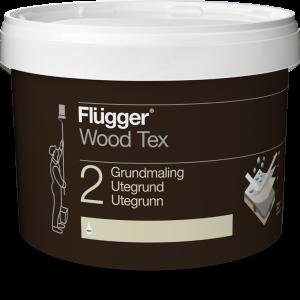 Алкидный грунт Flügger Wood Tex Grundmaling (02 Wood Tex Priming Paint)