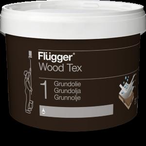 Грунтовочное масло Flugger Wood Tex Grundolie (01 Wood Tex Priming Oil)