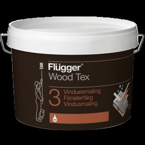 Flügger Wood Tex Vinduesmaling (Window Paint)