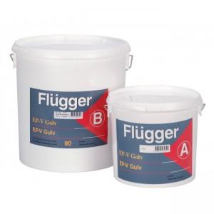 Краска для пола Flugger EP-V 2 компонента