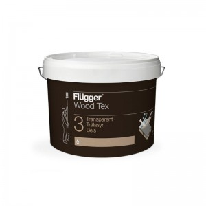 Flugger 03 Wood Tex Transparent (Flugger 95 Aqua)