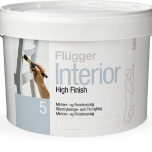 Краска Flugger Interior High Finish 5