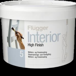 Краска Flugger Interior High Finish 5