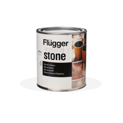 Flugger Natural Stone Oil for Clinkers