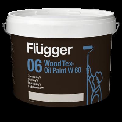 Flugger 06 Wood Tex Oil Paint (Oliemaling V)