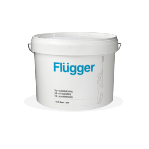 Flugger Roof and Base paint Black