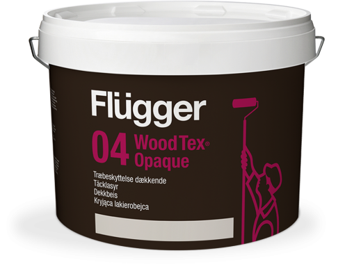 Flugger 04 Wood Tex Classic Opaque